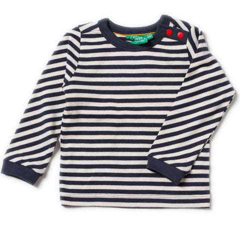 LGR Long Sleeve Tee - Navy Stripe