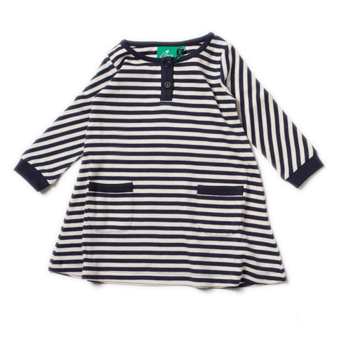 LGR Playaway Dress - Navy