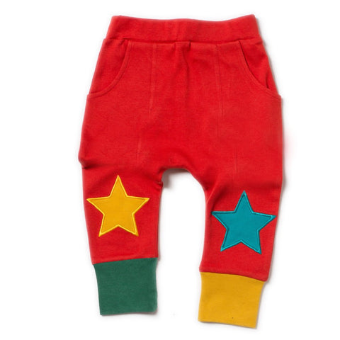 LGR Red Star Jogger AW18 - Organic Cotton