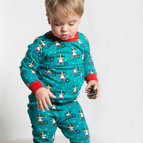 Image of LGR  Nordic Viking Pyjamas