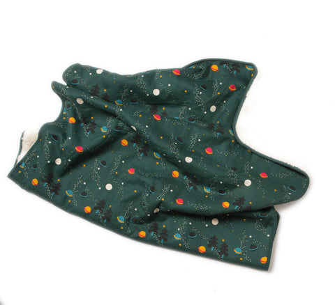 LGR Blanket - Northern Lights - Organic Cotton