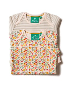 LGR Baby Body 2 Pack Set - Autumn Blossom