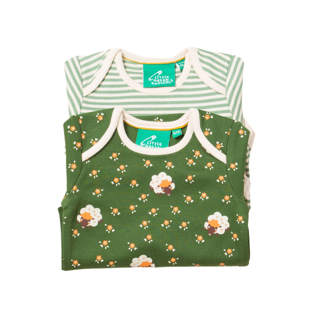 LGR Golden Sheep Babybody Set