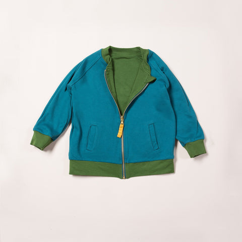 Image of LGR Woodland Reversible Jacket