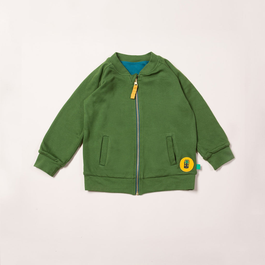 LGR Woodland Reversible Jacket