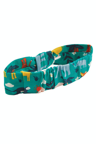 Image of Frugi Astrid Headband -  Jewel India