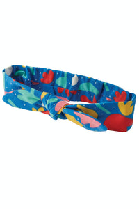 Frugi Astrid Headband - Lotus Bloom
