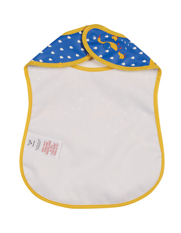 Frugi Spick and Span Bib - Runner Ducks