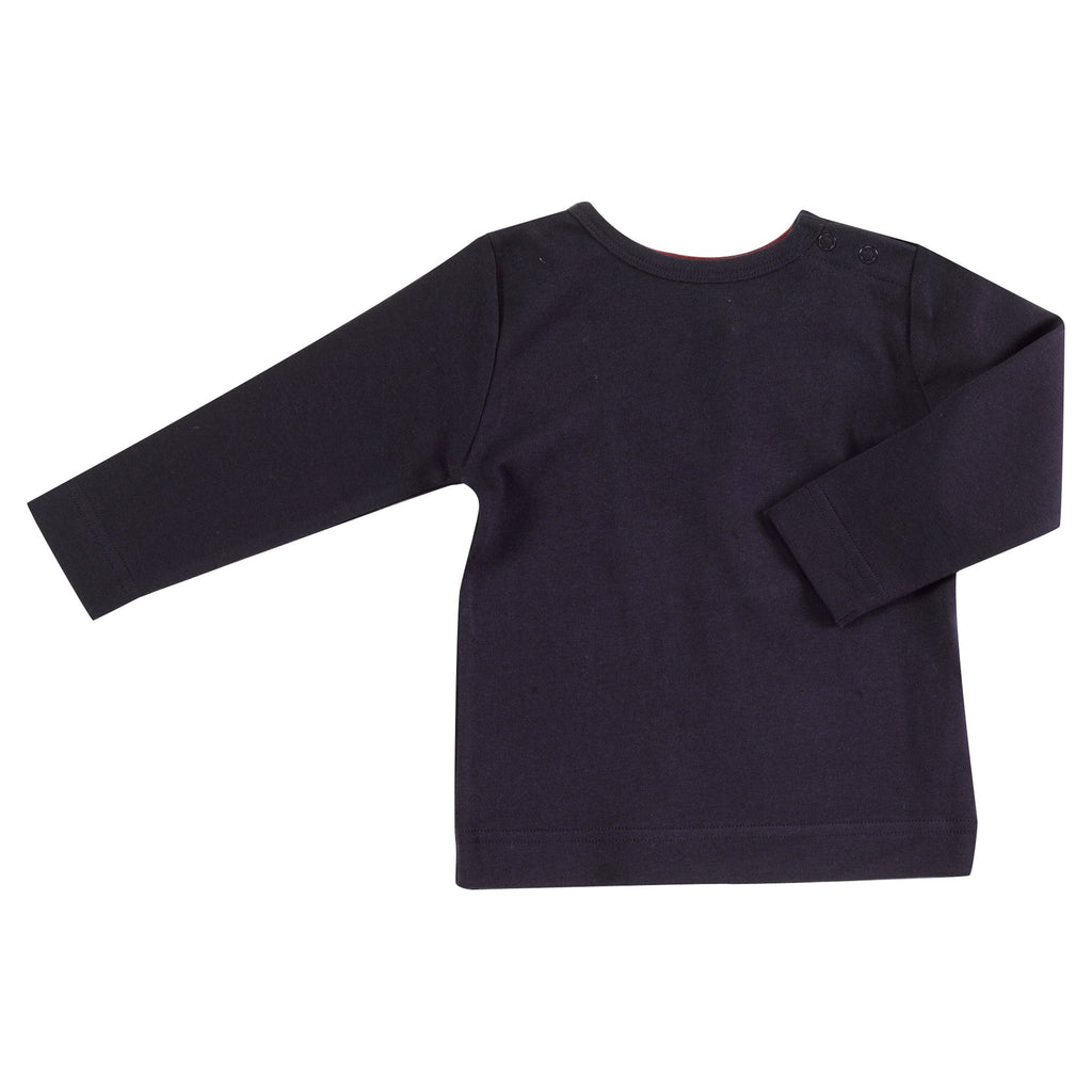 Pigeon Organics Long Sleeve T-shirt - Deep Indigo