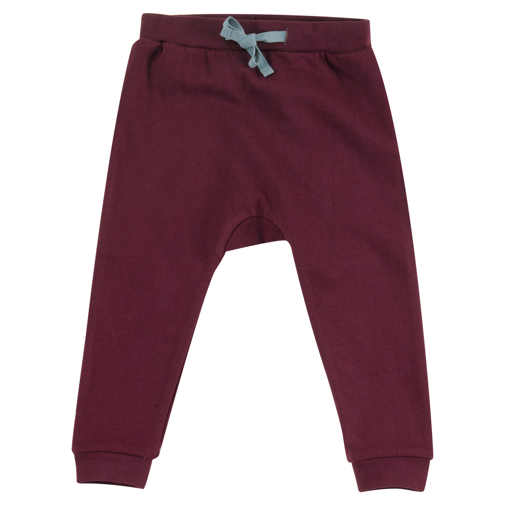 Pigeon Organics - Slouchy Joggers - Fig