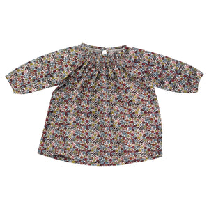 Pigeon Organics Smock Top - Winter Ditsy