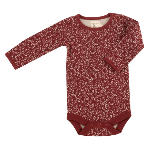 Pigeon Organics Leaf Body - Red