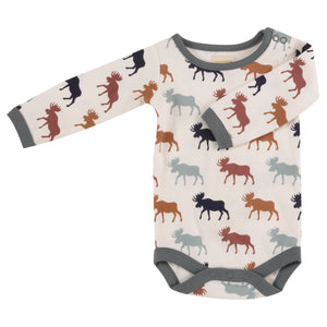 Pigeon Organics Body - Multicolour Moose