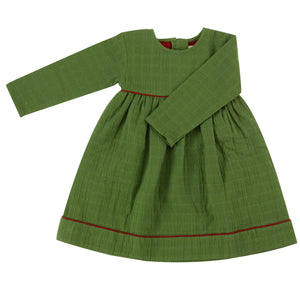 Pigeon Organics Pretty Muslin Dress - Green