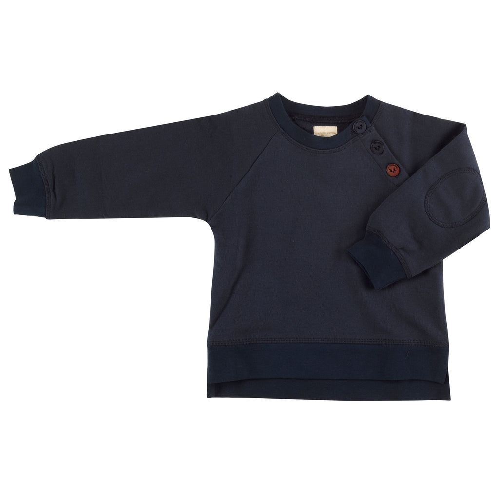 Pigeon Organics Sweatshirt - Ink Blue