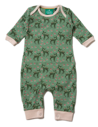 LGR Playsuit - Forest Doe