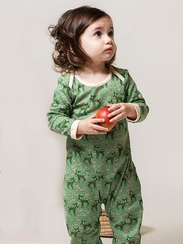 Image of LGR Playsuit - Forest Doe