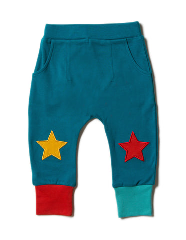 Image of LGR Teal Star Jogger