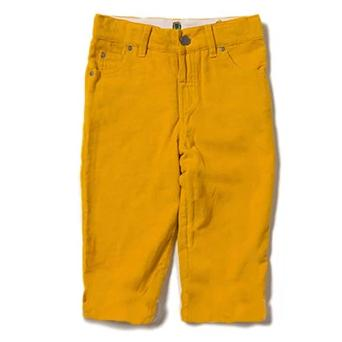 LGR Classic Cord Jeans - Gold
