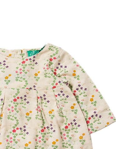 LGR Smock Dress - Mountain Blooms