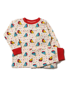 LGR Rainbow Birds Pyjamas