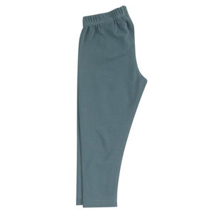 Pigeon Organics Leggings (Plain) - Marlin