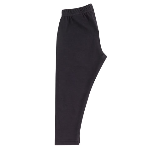 Pigeon Organics Leggings (Plain) - Navy