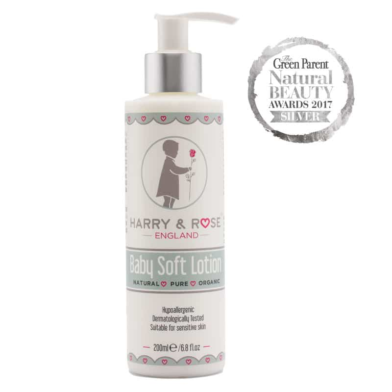 Harry & Rose - Baby Soft Lotion