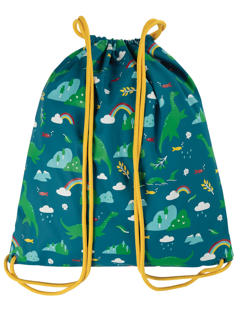 Frugi Good To Go Bag - Loch Blue Nessie