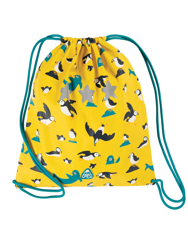 Frugi Good to Go Bag - Sunflower Puffling Away
