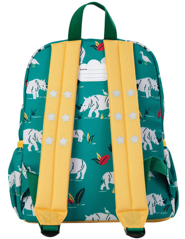 Frugi Adventurers Backpack - Rhino Ramble