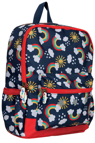Image of Frugi Adventurers Backpack - Rain Or Shine