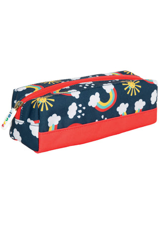 Frugi Crafty Pencil Case - Rain Or Shine