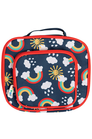 Image of Frugi Pack A Snack Lunch Bag - Rain or Shine