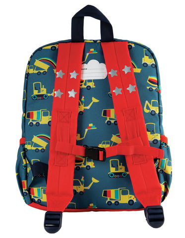 Frugi Adventurers Backpack - Dig A Rainbow