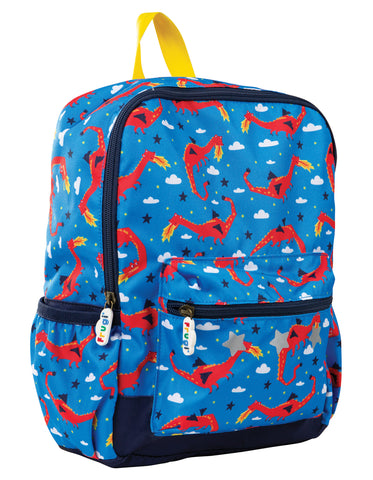 Frugi Adventurers Backpack - Dragon Dreams