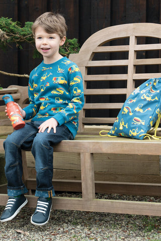 Image of Frugi Good To Go Bag - Dig A Rainbow