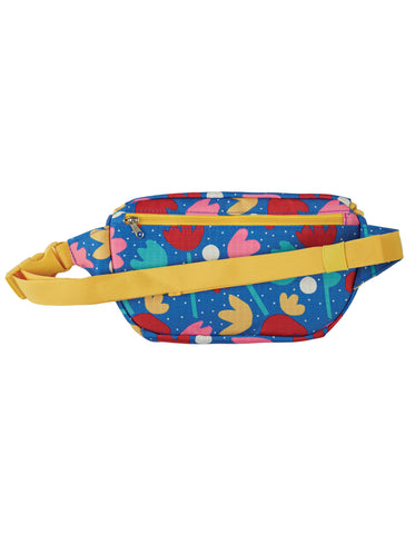 Frugi Bertie Belt Bag - Lotus Bloom