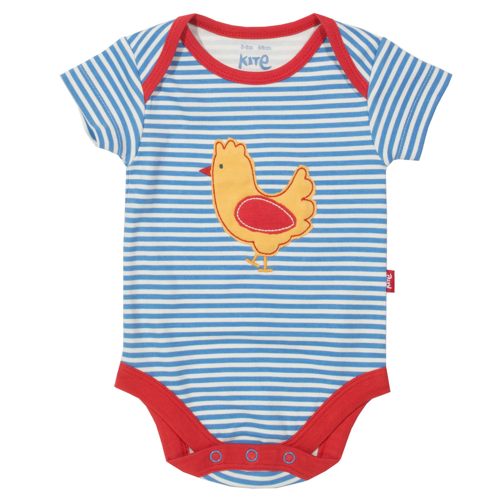 Stripy Chick Bodysuit