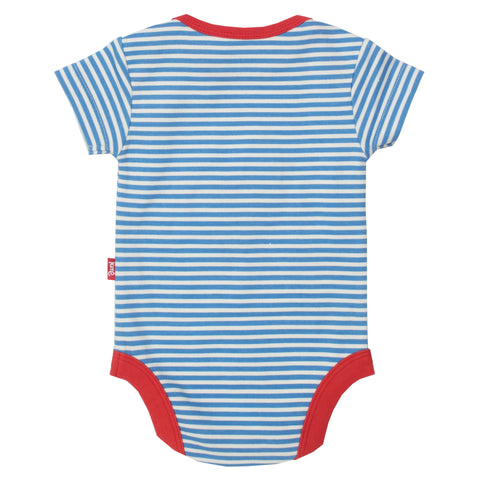 Image of Stripy Chick Bodysuit