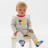 Image of Kite Sleepy sheepy romper - Organic Cotton