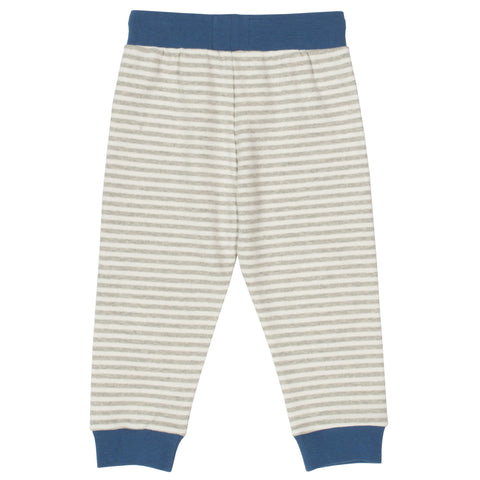 Image of Grey Stripy Joggers