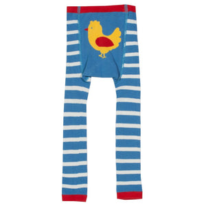 Kite Chick Leggings - Organic Cotton