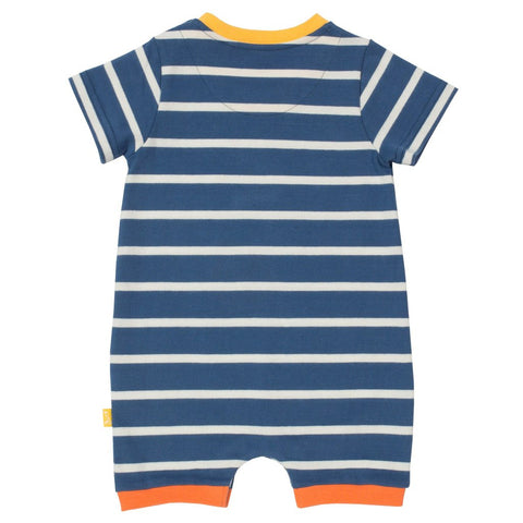 Kite Crab romper - Organic Cotton