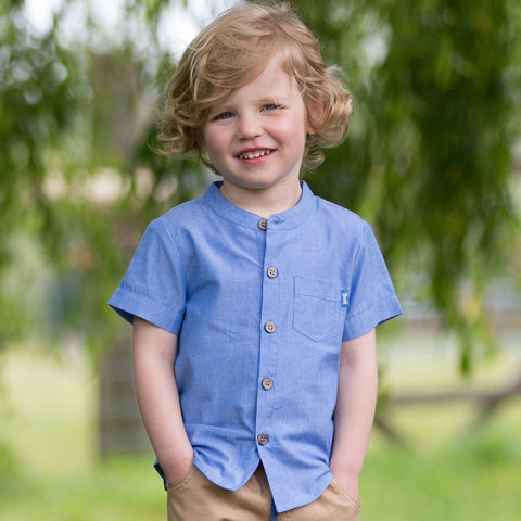 Image of Kite Chambray Shirt