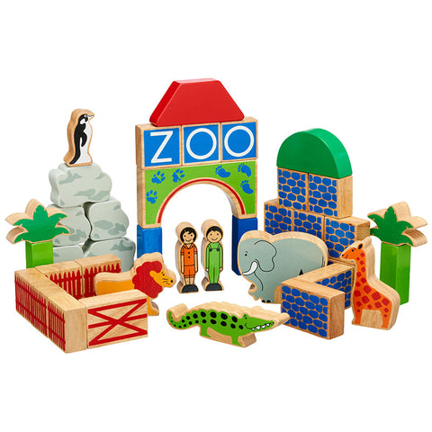 Lanka Kade Zoo Building Blocks
