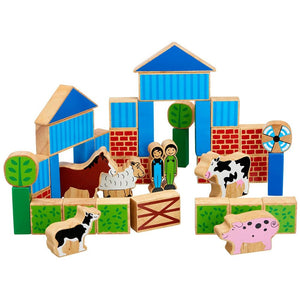 Lanka Kade Farm Building Blocks