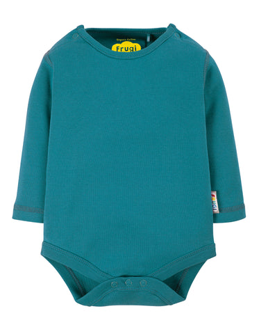 Image of Frugi Everyday Body - Tobermory Teal