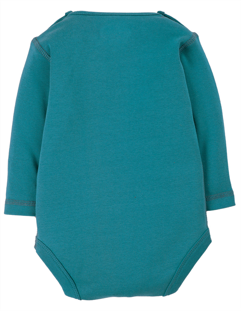 Frugi Everyday Body - Tobermory Teal