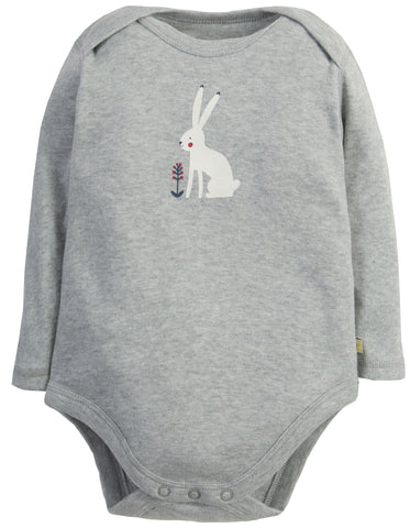 Frugi Super Special Body - Arctic Hare 3 Pack - Tilly & Jasper